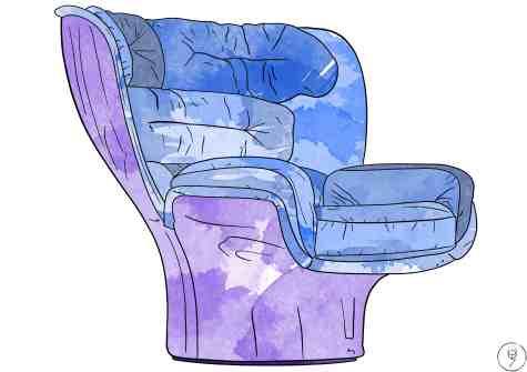fauteuil elda
