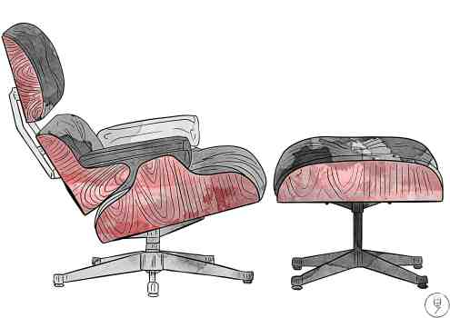 fauteuil de repos