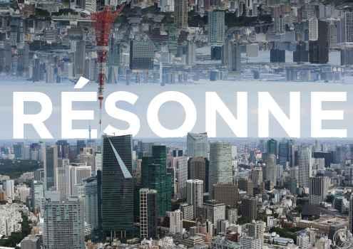 Tokio graphisme by monsieur wolgan