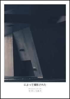 dark architecture lyon