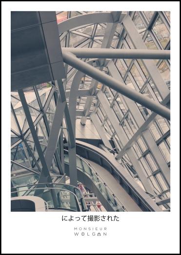 escalier details