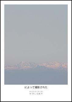 montagne strict