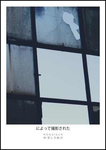 vitre brisé